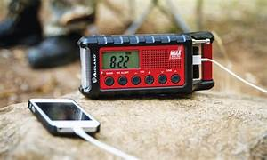 Er310 Emergency Crank Weather Radio