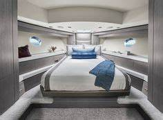 Modern Boat Interior With Custom Upholstery Raeline