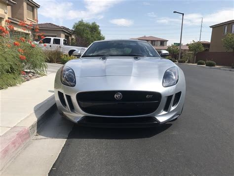 Jaguar F-type Car Lease In Las Vegas