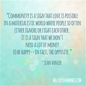 """Jean Vanier (""""Community and Growth"""") 