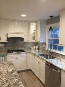 kitchen backsplash tile ideas subway glass 25 best ideas about glass subway tile on glass subway tile backsplash contemporary