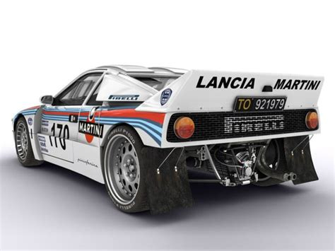 The 1982 Lancia 037 Stradale — 95 Customs