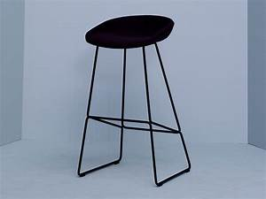 Hay About A Stool : buy the hay about a stool aas39 sled base upholstered at ~ Yasmunasinghe.com Haus und Dekorationen