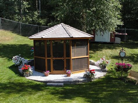 gazebo plans pergola design ideas