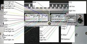Fujitsu Ten Car Stereo Isuzu Wiring Diagram