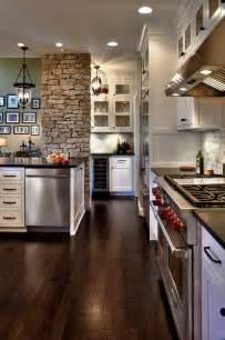 stunning stone kitchen ideas bring natural feel