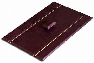burgundy red gold striped leather letter tray lid legal With leather letter tray with lid