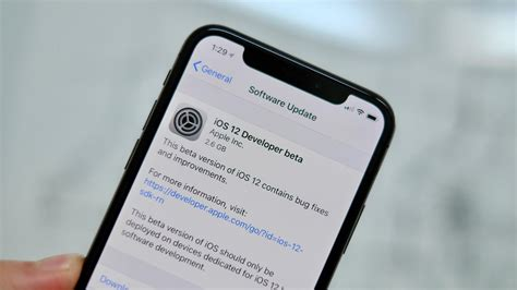 how to get ios 12 right now cnet