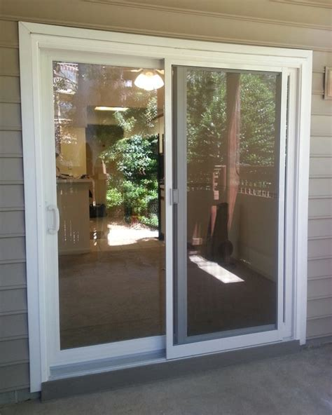 residential entry door patio doors andersen wood patio