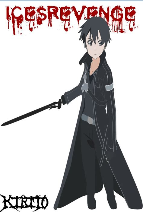kirito sao drawing minecraft blog