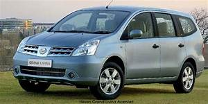 Nissan Grand Livina 1 6 Acenta Specs In South Africa
