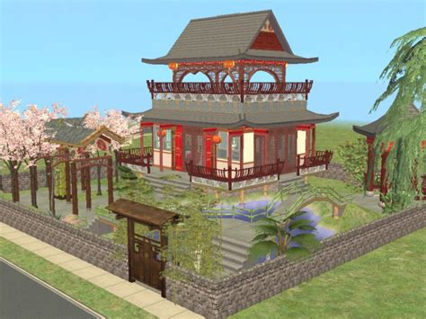 china house in mod the sims china house