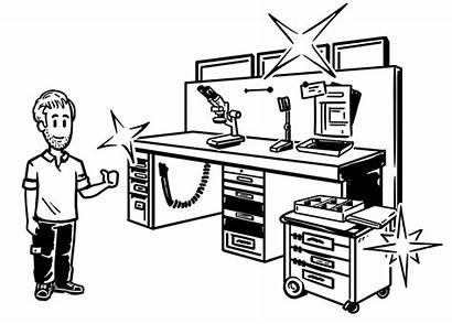 5s Clipart Clean Shine Workplace Lean Organized