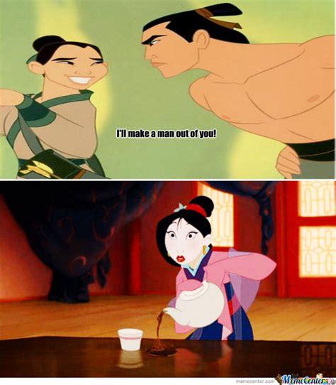 Mulan Memes - mulan by shadowdancer172 meme center