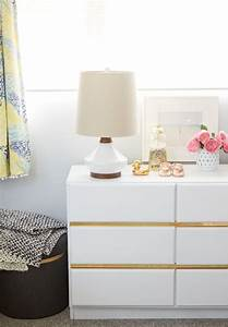 Ikea Möbel Individualisieren : oh joy 39 s nursery office official reveal shop the look home inspiration malm kommode ikea ~ Watch28wear.com Haus und Dekorationen