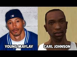 Grand Theft Auto San Andreas Voice Actors - YouTube