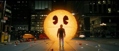 Pixels Official Movie Trailer Gaming Age