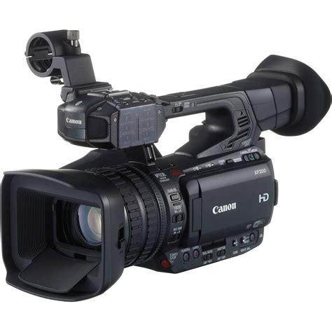 Canon Xf200 Hd Camcorder 9593b002 B&h Photo Video