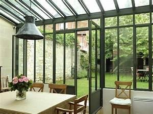 Verriere Atelier Exterieur : 13 jolies v randas pour s 39 inspirer elle d coration ~ Melissatoandfro.com Idées de Décoration