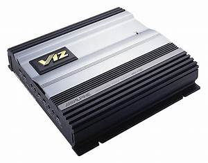 4  3  2 Channel V12 Series Amplifier