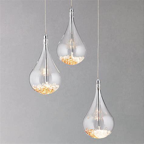 Buy John Lewis Sebastian 3 Light Drop Ceiling Light