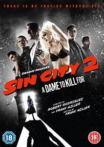 Sin City 2: A Dame To Kill For DVD | Zavvi
