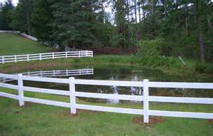 Wood Ranch Rail Fence Styles