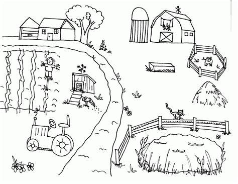 farm coloring pages for preschool farm coloring pages for preschool coloring home 644