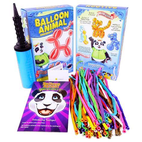 balloon animal university pro  kit   learn