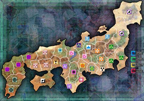 sengoku rancewalkthrough strategywiki  video game