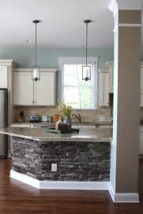 kitchen island wall amping up the kid friendliness of your home