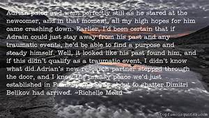 Traumatic Event... Traumatic Past Quotes