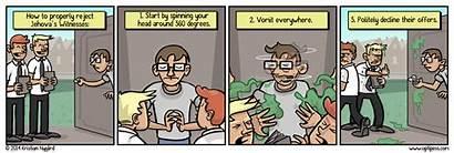 Optipess Comics Witnesses Witness Funny Cartoons Strips