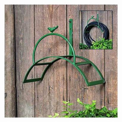 Hose Holder Coiled Wall