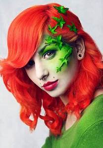 1000+ images about poison ivy makeup on Pinterest | Poison ...