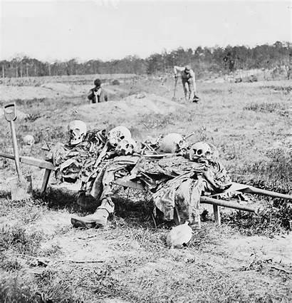 Battle 1865 Soldiers War Union Civil Cold