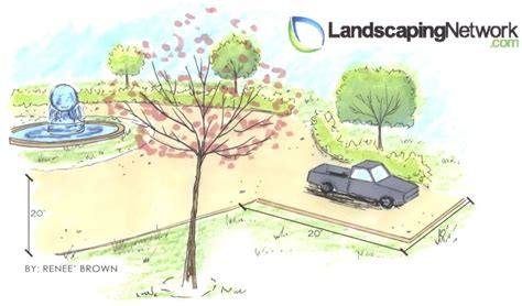 what is the standard width of a driveway residential driveway width landscaping network
