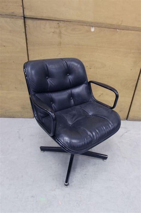 garniture de bureau en cuir fauteuil de bureau modele executive chair design charles