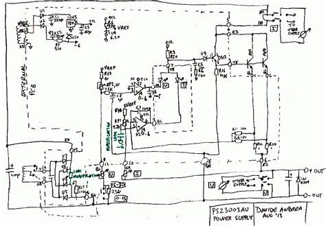 Ion Bms Psau Dual Power Supply