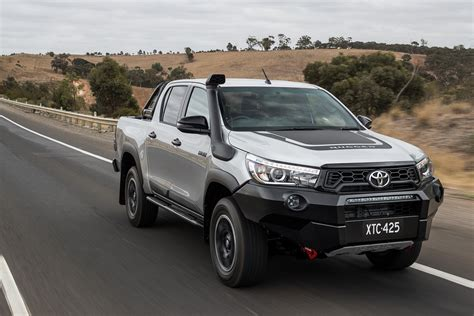 Toyota Hilux 2019 by 2019 Toyota Hilux Rugged X Review Ute Guide