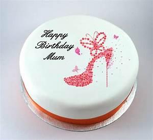Shoe Cake Kiss Cakes