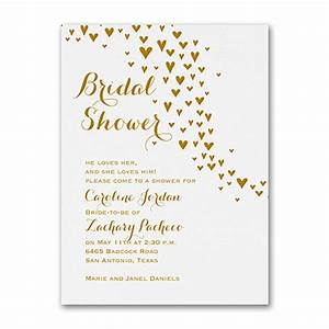 All heart bridal shower invitation gt bridal shower for Staples wedding invitations coupons