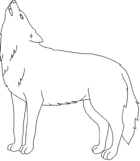 jeux de cuisine pour bébé coloriage loups loups 1 à colorier allofamille