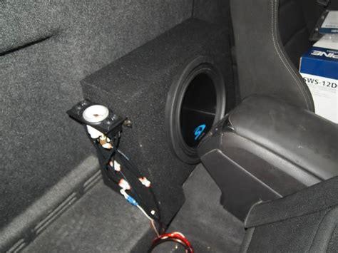 ford fg xr ute install performance car audio visual