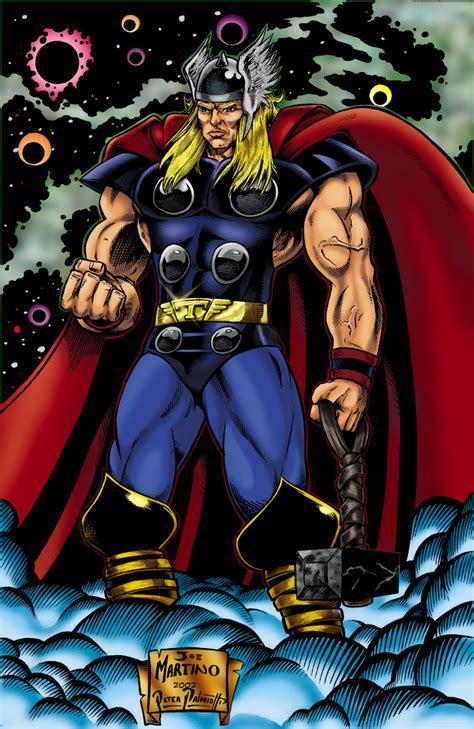 Marvel Snapshot: Character Spotlight: Thor | ComicAttack