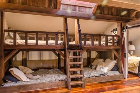 10 Lovely Bunk Beds With Built In Storage