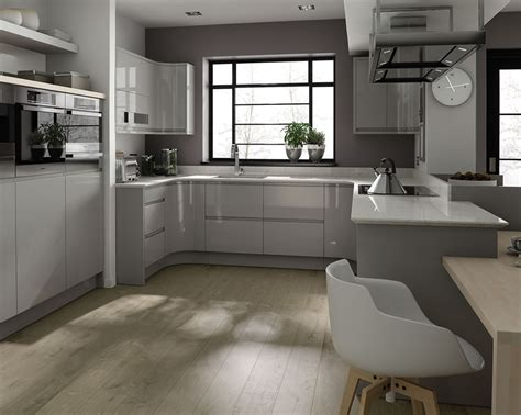 stove island kitchen mad about grey kitchens