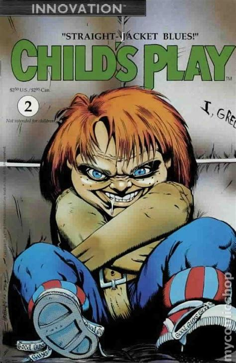 childs play  comic books