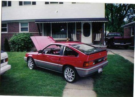how to fix cars 1984 honda cr x security system ahondaguy 1984 honda crx specs photos modification info at cardomain