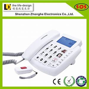 gifts for elderly parents corded telephone big letters With big letter phones